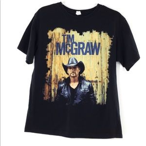 Tim McGraw 2012 Brothers of the Sun Tour T-Shirt
